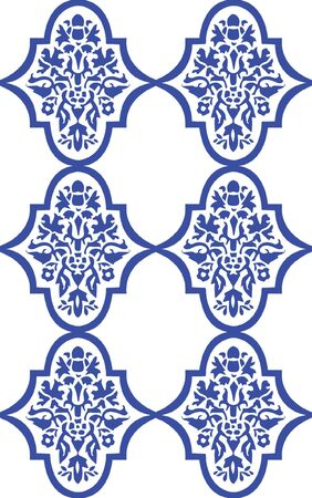 turkish: Mosaic Tile Print
