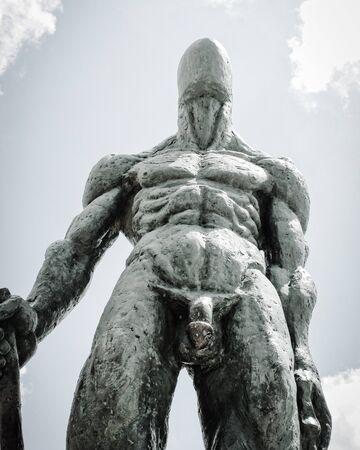 iron: Taboos sculpture