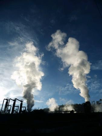 geothermal: geothermal Stock Photo