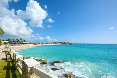 caribbean island: Caribbean island Stock Photo