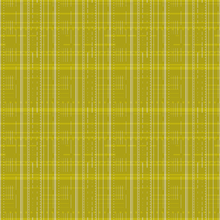 Vector illustration of stylized plaid pattern with dotted lines and stripes. This monochromatic , stylish seamless repeat pattern is perfect for gift, cards, wallpaper, scrapbooking, fabric, interior, paper and art projects.