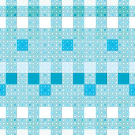 Abstract seamless pattern illustration of rectangular optical illusion tiles Reklamní fotografie