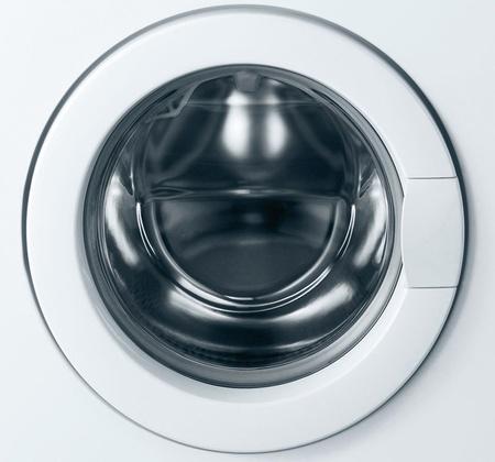 Close-up of washing machine door Stock Photo - 11776497