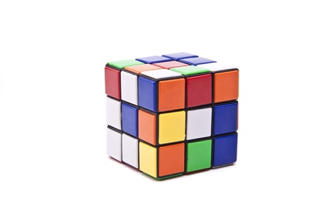 rubik cubes photo