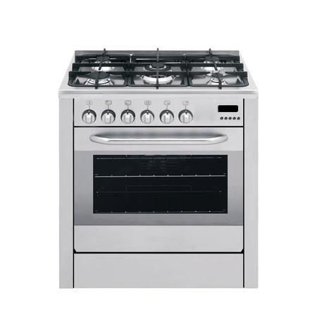 cocina de gas Foto de archivo