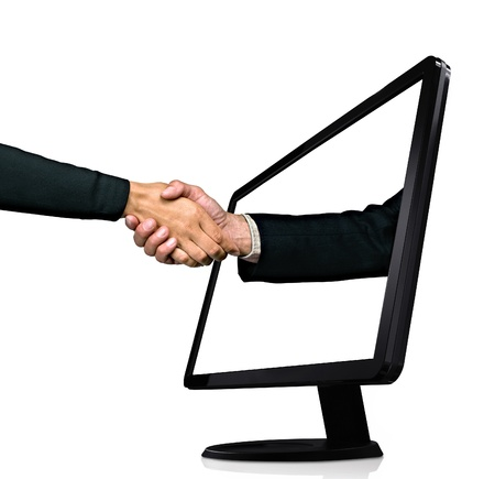 handshake Stock Photo - 11948785