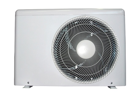 Air condition condenser unit to supply the home house or office photo