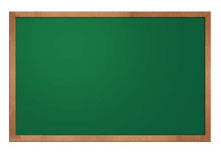old blank blackboard photo