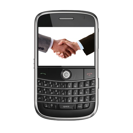 Cellphone or mobile phone deal. Stock Photo - 11948465