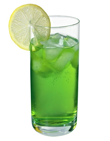 cool mint: Mojito cocktail
