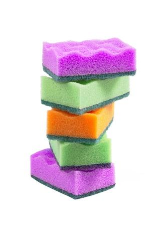 Sponge dish Stock Photo - 12084953