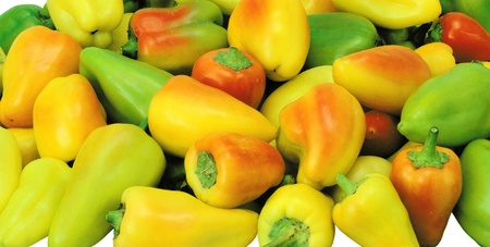 beautiful vegetables background photo