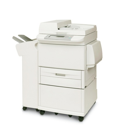 Modern digital printer photo