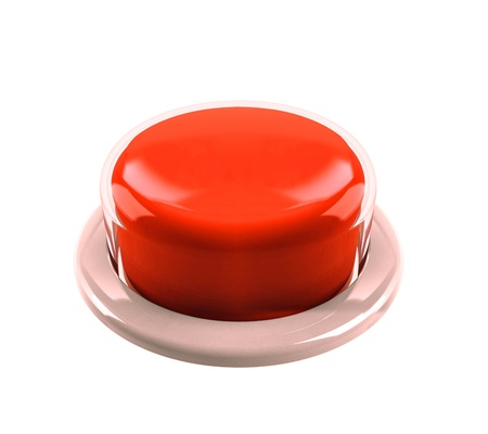 red button isolated photo