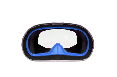 Mask for Diving isolated photo