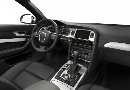 car interior photo