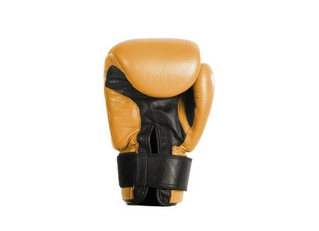 yellow glove box photo