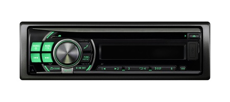 stereo: Moderne syst�me audio de voiture