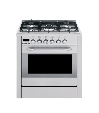 gas cooker photo