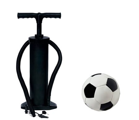 dint: pump and football ball