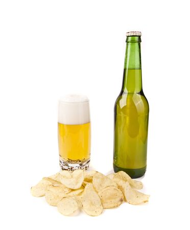 Beer and Chips photo