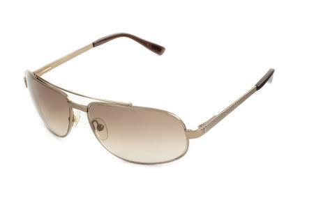 sunglasses isolated on white photo