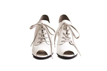 White shoes photo