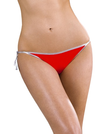 sexy woman with hand on hip Stock Photo - 14093329