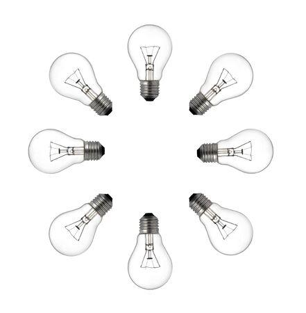 Las bombillas Foto de archivo - 14092724
