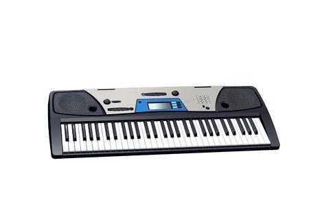 keyboard music: Electric piano