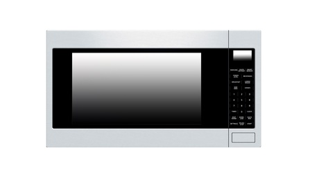 electric material: Modern microwave oven