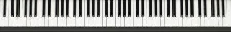 Piano Keyboard can be used as background photo
