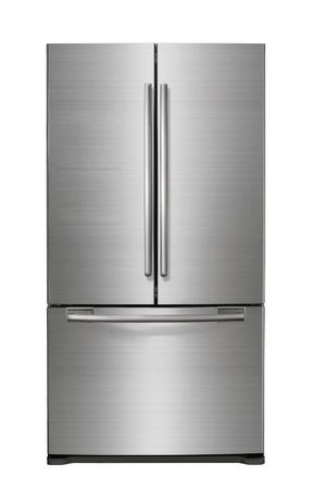 Modern refrigerator Stock Photo - 14092368