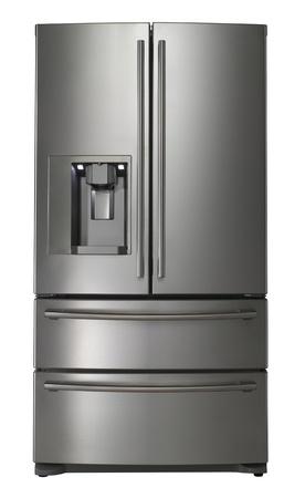 Modern refrigerator Stock Photo - 14093335