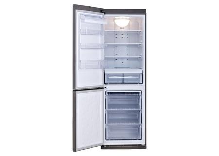 empty white refrigerator isolated on white background Stock Photo - 14092285