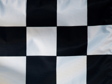 checker flag photo