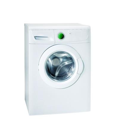 Washing machine isolated Stock Photo - 14093143