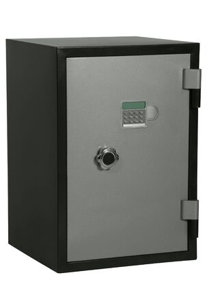 Compact secure safe photo