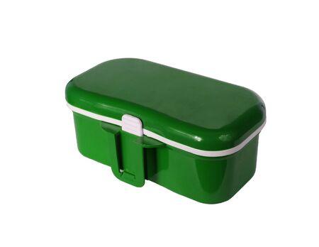 Tool box isolated on white background Stock Photo - 14727483