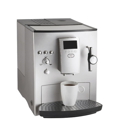 Expresso coffee machine Stock Photo - 14727805