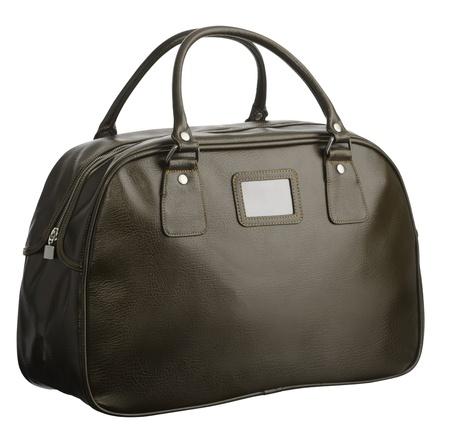 Sport bag isolated on white background Stock Photo - 14729453