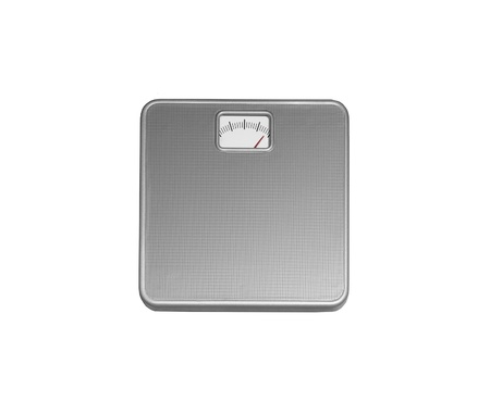 weight control: Weight control by floor scale