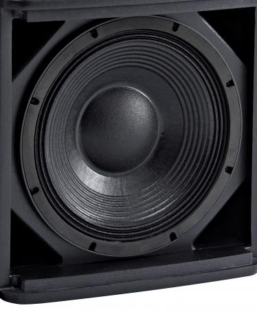 Stereo music audio equipment bass sound speaker Stock Photo - 15297885