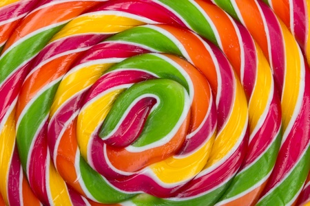 lollypop, twirly abstract background Stock Photo - 15439101
