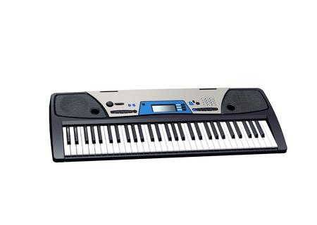 bender: Digital midi keyboard