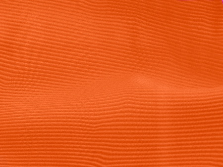 perfect orange textile background photo