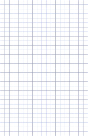 Detailed blank math paper pattern