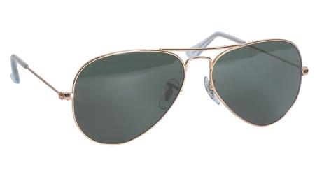 Aviator sunglasses isolated on white background Stock Photo - 15293366