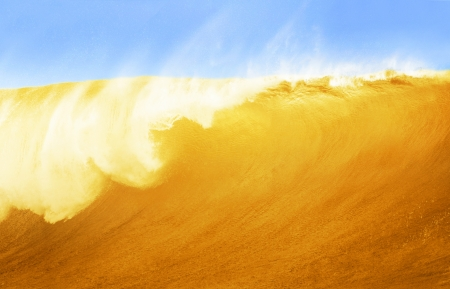 Large Beer Wave photo