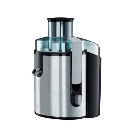 a jar stand: juice extractor